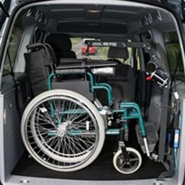 Wheelchair Hoist (Up To 40kg)