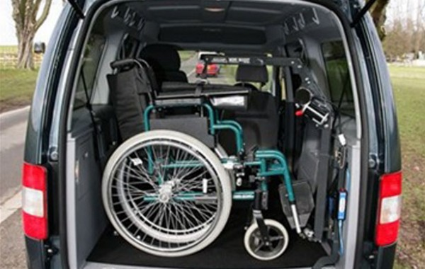Wheelchair Hoist (up to 40kg)