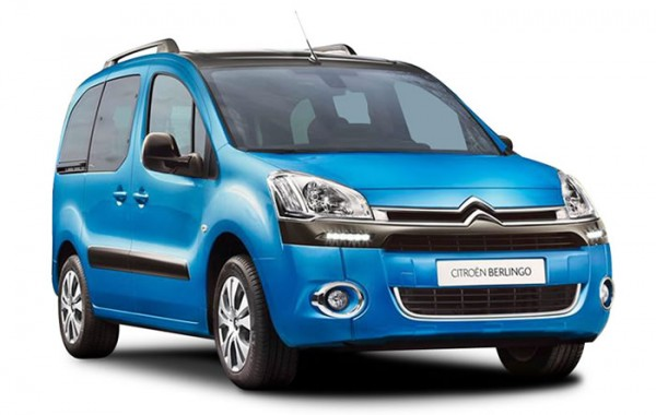 Citroen Berlingo with Flexi Ramp