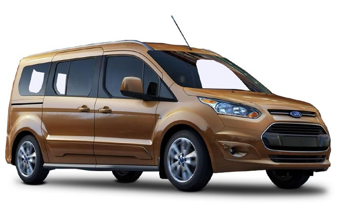 Ford Grand Tourneo Connect wheelchair accessible vehicle