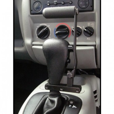 Easy release gearshift
