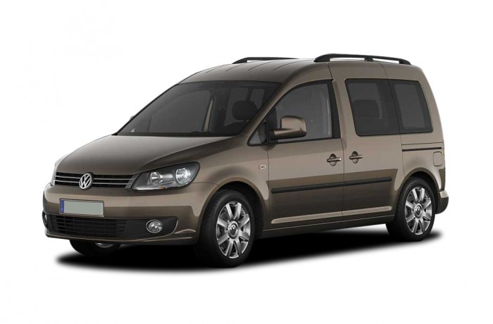 Volkswagen Caddy Maxi Life with Flexi Ramp