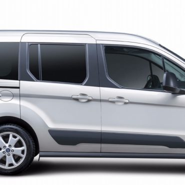 Ford Tourneo Connects and Grand Tourneo Connects available on Motability Scheme