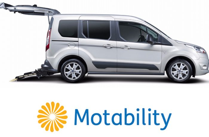 Ford Tourneo Connect wheelchair accessible vehicle