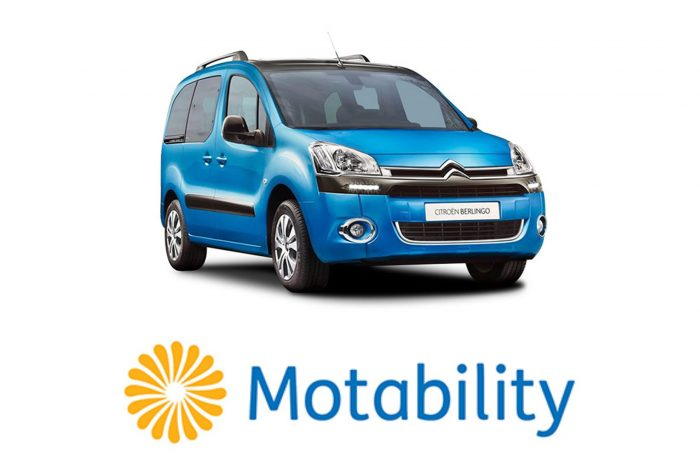 Motability Nearly New: Berlingo 1.6 Blue HDI (100) Feel Mota EGS6