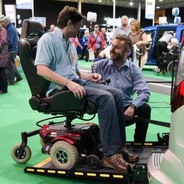 Motability Events in 2019
