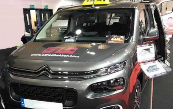 New Citroen Berlingo XL Taxi