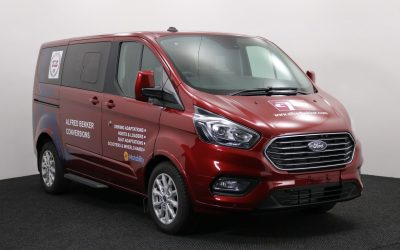 Coming Soon: Ford Custom Wheelchair Access Vehicle